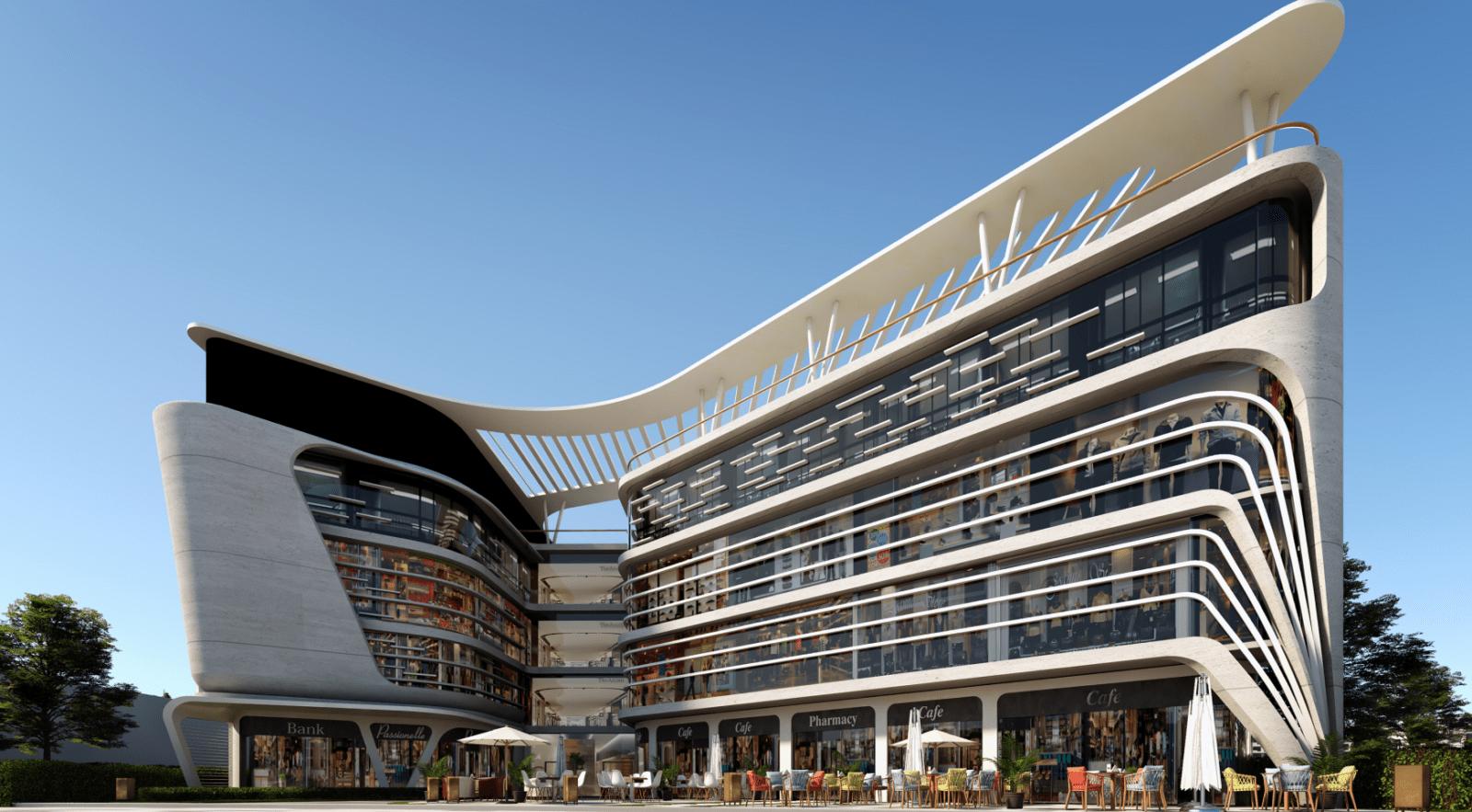 مول ذا بير العاصمة الإدارية الجديدة